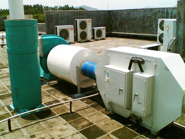 废气活性碳