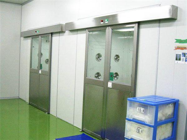 自动移门货淋室